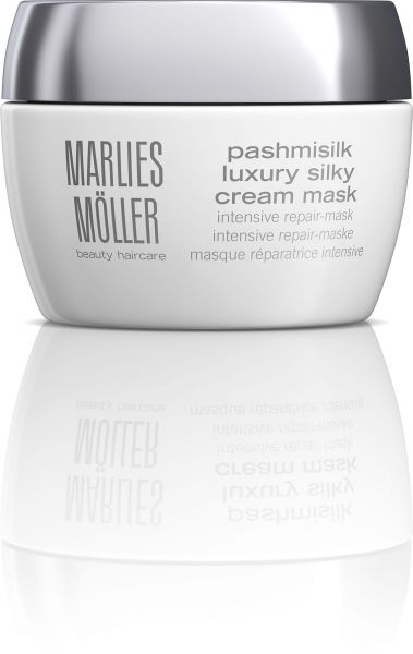silky cream mask
