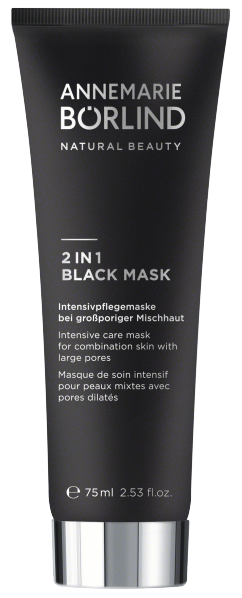 2 IN 1 BLACK MASK