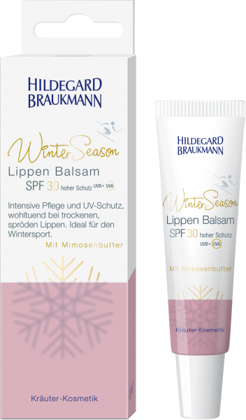 Winter Season Lip Balm SPF30