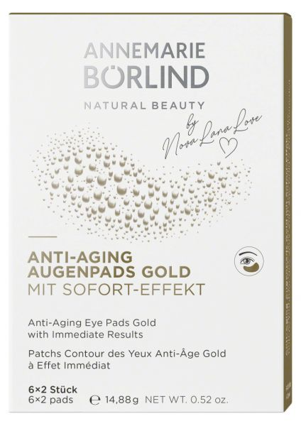 ANTI-AGING AUGENPADS GOLD
