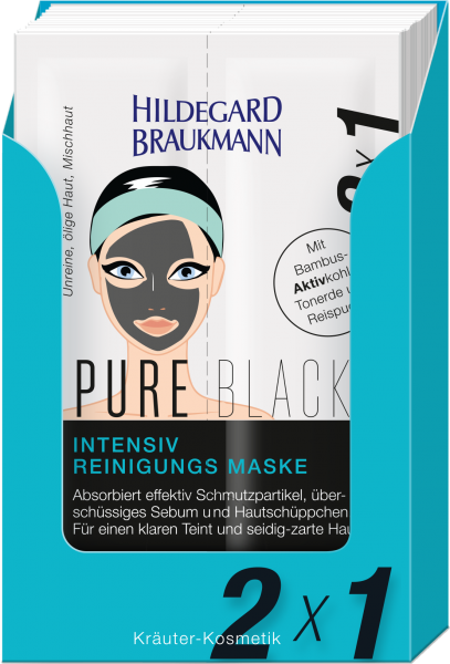 Pure Black Intensiv Reinigung