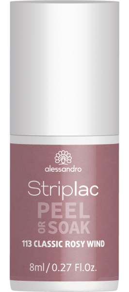 Striplac Peel or Soak 113 Classic Rosy Wind