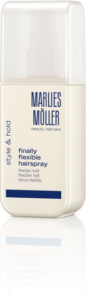 finally flexible hairspray