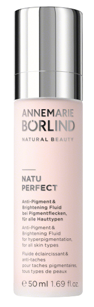 NATUPERFECT Anti-Pigment & Brightening Fluid