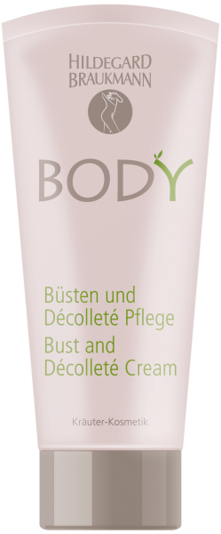 Bust and Décolleté Cream