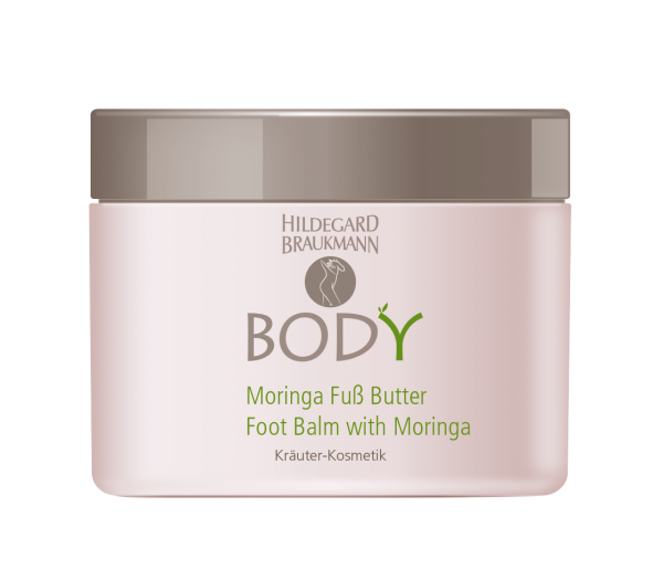 Foot Balm with Moringa
