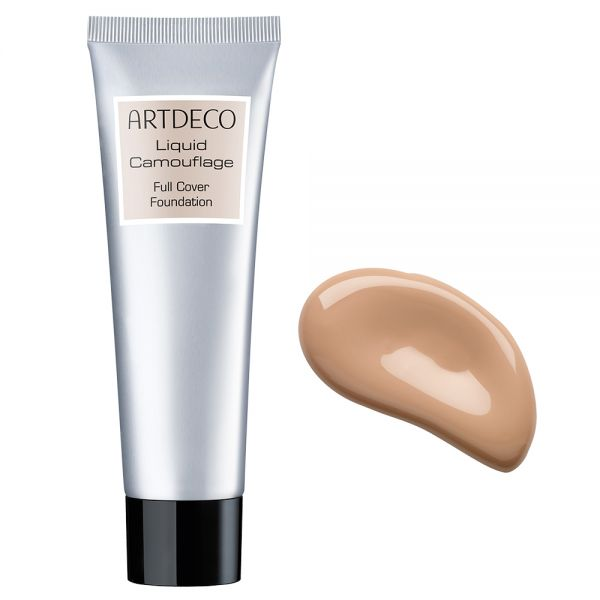 Cremiges Camouflage Make-up - Liquid Camouflage