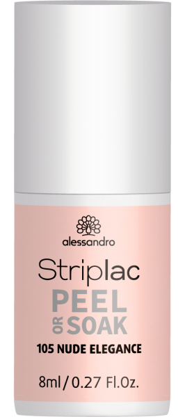 Striplac Peel or Soak 105 Nude Elegance