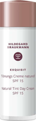 Tönungs Creme naturell SPF15