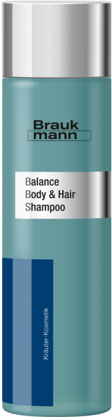 Balance Body & Hair Shampoo