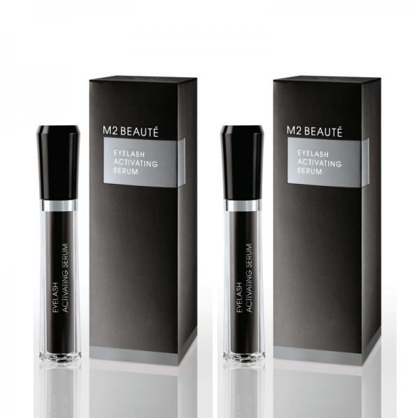 M2 BEAUTÉ Eyelash Activating Serum Doppelpack