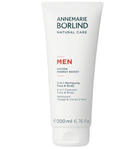 MEN 2-in-1 Reinigung Face & Body